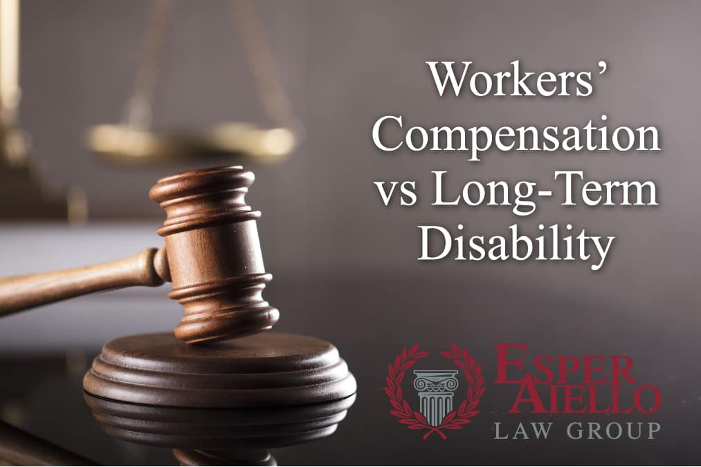 Workers' Compensation vs Long-Term Disability: What's the Difference?
